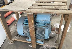ABB Electric Motor 3 Phase 55Kw DOUBLE SHAFT #P