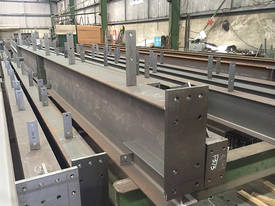 Zeman Compact Plus Steel Beam Assembly Machine - picture3' - Click to enlarge