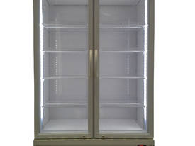 New Glass Door Fridge