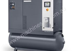 ROTARY SCREW COMPRESSORS - G18FF - 25HP, 92CFM