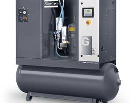 ROTARY SCREW COMPRESSORS - G18 - 25HP, 92CFM KUBOTA - picture3' - Click to enlarge