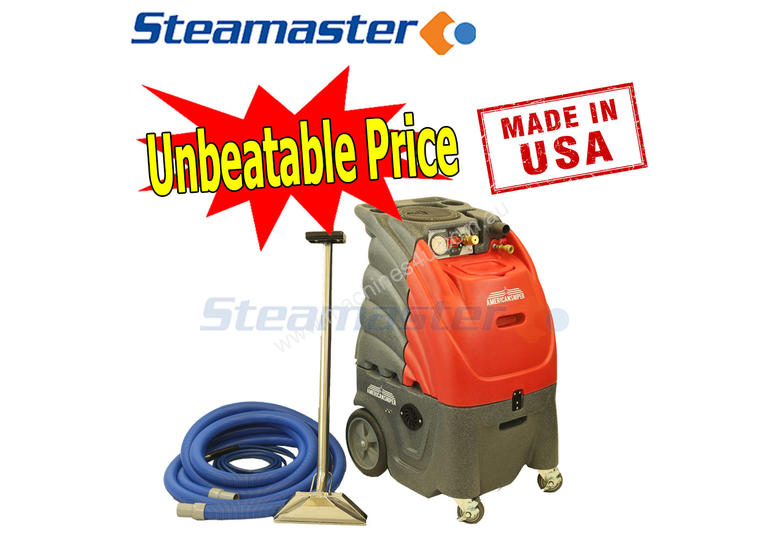 300PSI Dual 2Stage Carpet Steam Cleanin Extractor