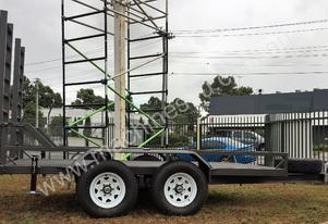 Rightquip Plant Trailer 3500kg
