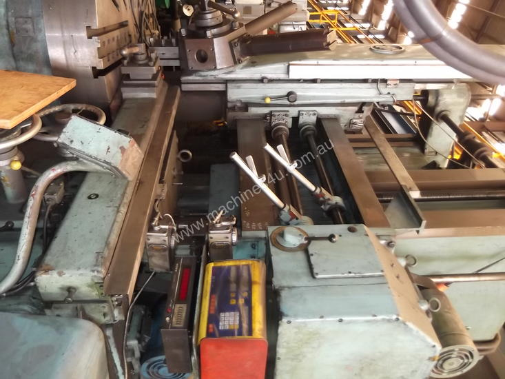 Borer Vertical Elevating Bridge 1600mm table