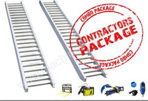 RAMPS - Contractors Bulk Attachments PACKAGE