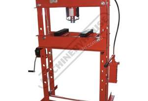 WORKSHOP HYDRAULIC PRESS PART NO = HP-50  P148