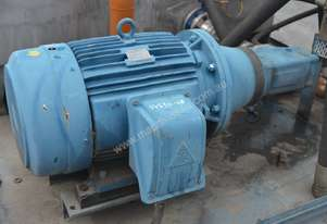 Hydraulic pump and 30 KW 40HP motor