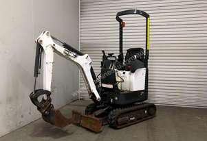 BOBCAT 418 NARROW ACCESS LOW HOUR 1176KG EXCAVATOR