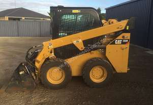 Caterpillar Skid Steer As new, 80 hours