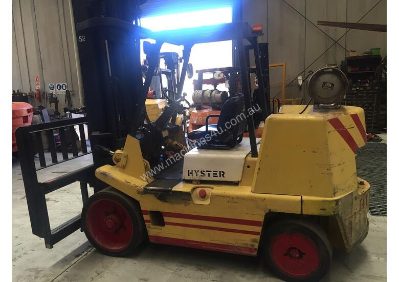 HIRE or SALE - Hyster 7 tonne space saver forklift