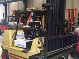 Hyster 7 tonne space saver forklift - picture1' - Click to enlarge