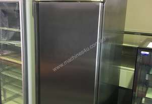 Bromic Single Stainless Steel Freezer UF0650S