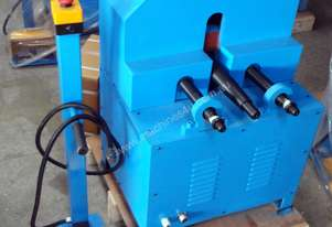 NEW Electric Section & Pipe Tube Rolling Machine