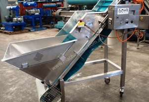 Freshline Incline Cleated Belt Conveyor