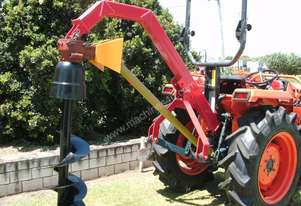 Or  HEAVY DUTY POST HOLE DIGGER