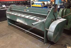 Chalmers & Corner - Mechanical Guillotine - 2.4m