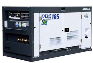 AIRMAN PDS185SC-5C5 175cfm Portable Diesel Air Compressor