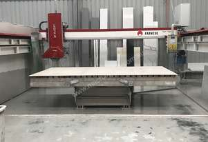 FARNESE - LUCA Auto 2015 Stone Bridge Saw
