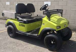 Clark CBX Electric Powered Utility Vehicle ** Cargo Box & Utility Tray**