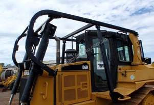 New Caterpillar D6H / D6R / D6T Bedrock Attachments Sweeps Arrangement