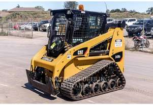 CATERPILLAR 247B3LRC Multi Terrain Loaders