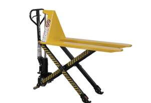 1000kg High Lift Pallet Truck Lift Height 800mm, Fork Width 680mm & 520mm