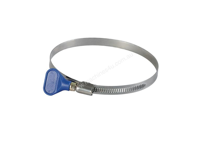 Hose Clamp - 4 Thumb Screw Adjust