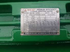 Industrial Air Compressor 3 phase - picture3' - Click to enlarge