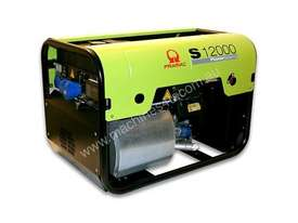 Pramac 11.9kVA Petrol Auto Start Generator - picture2' - Click to enlarge