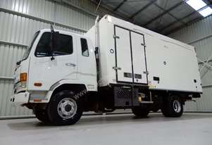 Mitsubishi FK600 Fighter Refrigerated Truck
