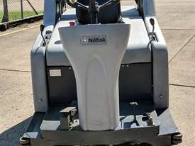 NILFISK SR1301B RIDE ON SWEEPER - picture1' - Click to enlarge