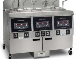 Open Fryer Electric � 323 - 1000 Computron Full/Full/Split - picture0' - Click to enlarge