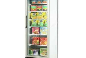 Bromic UF0440LS-LED Flat Glass Door 440L LED Display Freezer