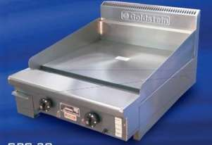 Goldstein Gas Griddle With Teppanyaki Style Surround