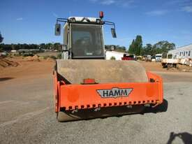 Hamm 3012 Vibrating Roller Roller/Compacting - picture6' - Click to enlarge