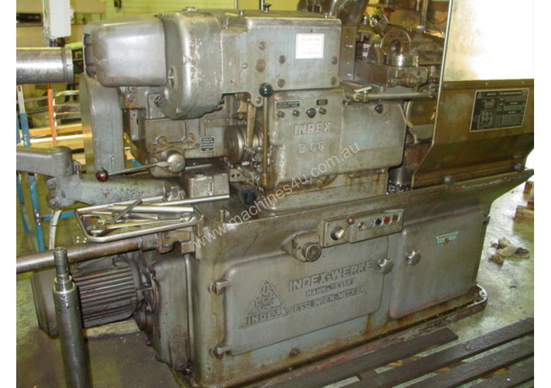 Turret Metal Lathe Index B60