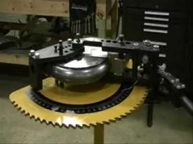 63.5mm Manual Tube & Pipe Bender - picture9' - Click to enlarge