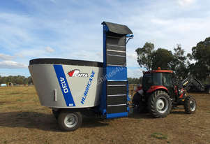 2018 PENTA 4130 VERTICAL FEED MIXER (13.3M3)