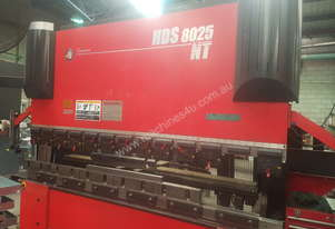 AMADA HDS 80-25 NT CNC Pressbrake Press brake hydraulic