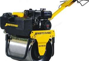 Masterpac SVR58H, Single Drum Vibratory Roller Comes With Honda GX160