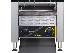 Apuro GF269-A - Double Slice Conveyor Toaster