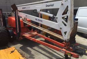Snorkel Trailer Mounted Boom Lift MHP 13/35