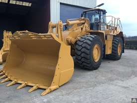 2012 CATERPILLAR 988H WHEEL LOADER - picture3' - Click to enlarge