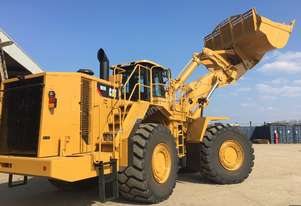 2012 CATERPILLAR 988H WHEEL LOADER