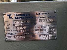 Thompsons - Kelly & Lewis Super Titian 550x600-445 Huge Pump - picture1' - Click to enlarge
