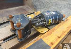 PD4 DIGGA AUGER DRIVE (HEAD PLATE TO SUIT A 3-4 TON HEX) COMES WITH 2 AUGER BITS