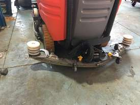 Hako Floor Sweeper Hakomatic  Ride On Scrubber B115 R Battery Electric - picture10' - Click to enlarge