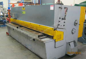 Metalmaster 3.2m x 6mm Hydraulic Guillotine