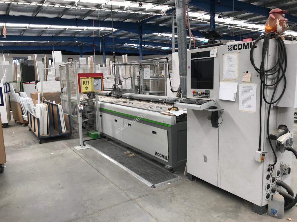 Used 2008 Biesse URGENT SALE MAKE AN OFFER Flatbed Nesting CNC in SOUTH  GRANVILLE, NSW Price: $51,000 <449981>