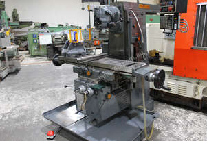 Pacific FU-125 Universal Milling Machine – Stock # 3272